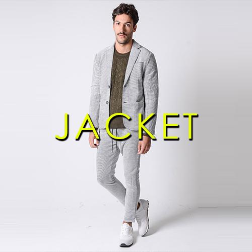 ジャケットタイプ