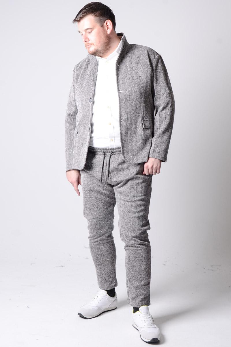 ワッフルイタリアンカラーセットアップ セットアップ メンズ ファッション 通販 30代 40代
