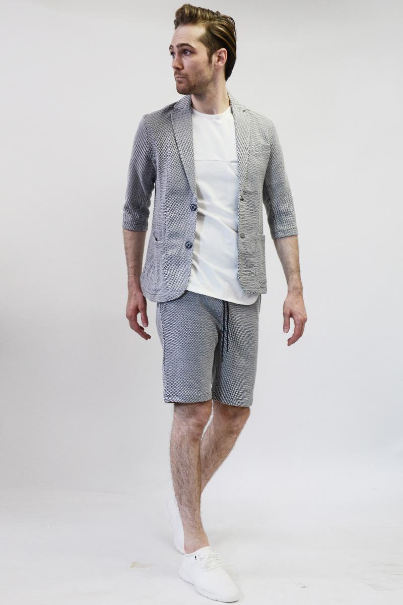 レイズドネックセットアップ セットアップ メンズ ファッション 通販 30代 40代