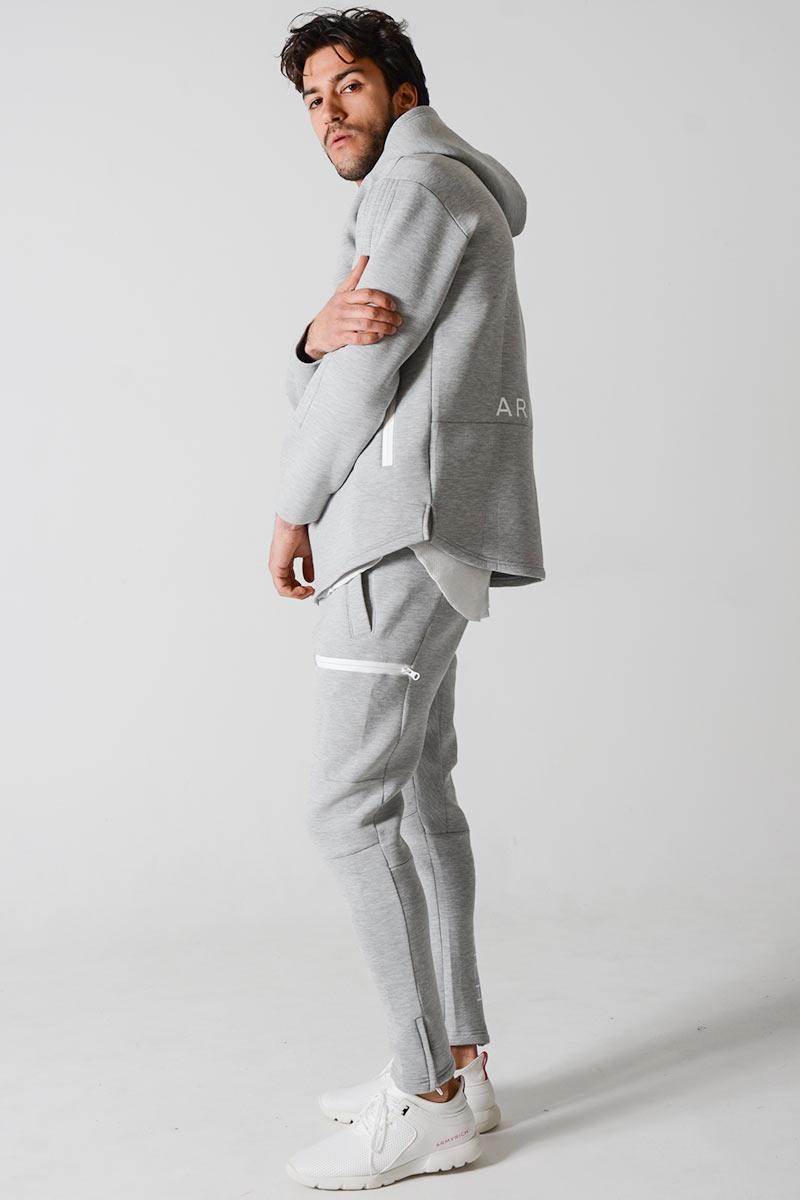 レーヨンポンチスタンドセットアップ セットアップ メンズ ファッション 通販 30代 40代
